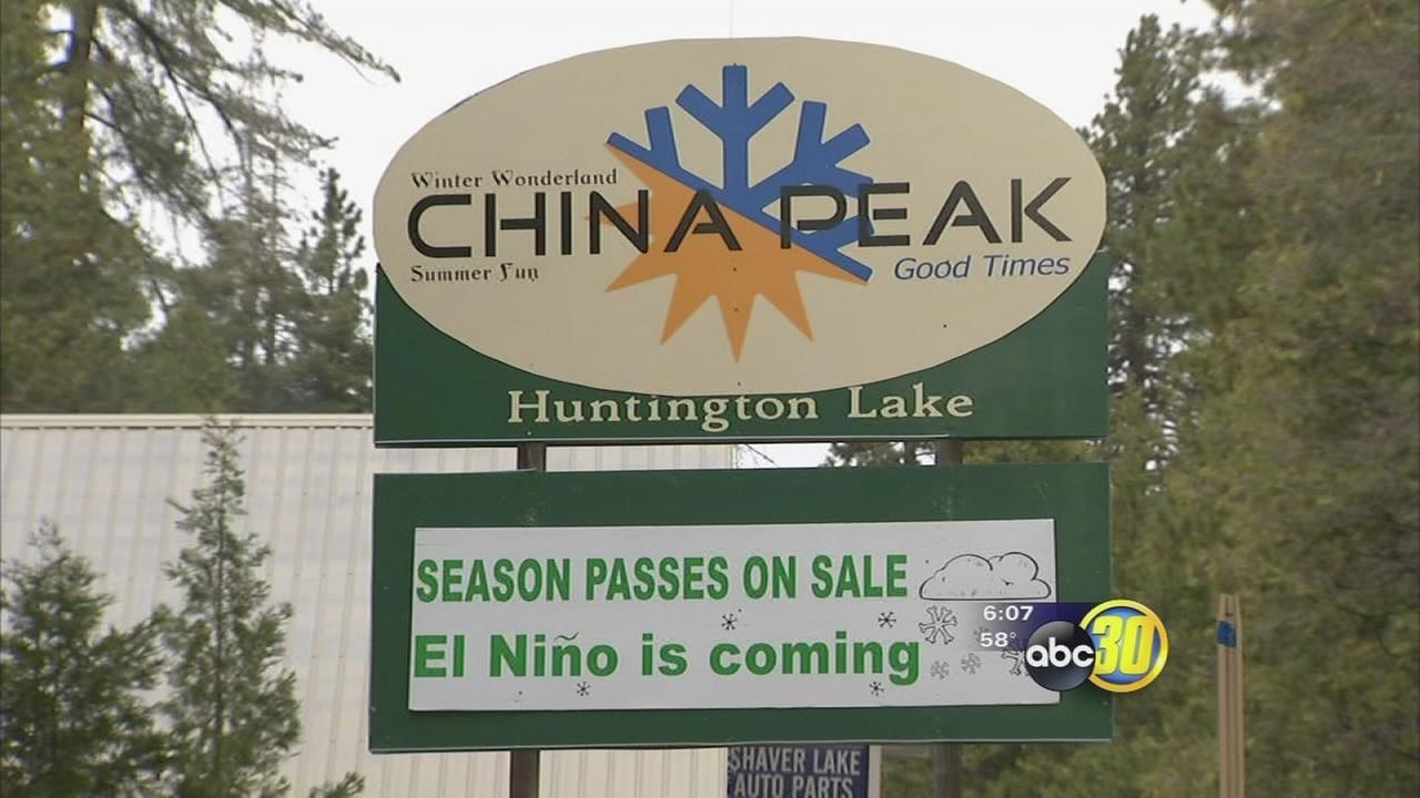 Rocky outlook for China Peak