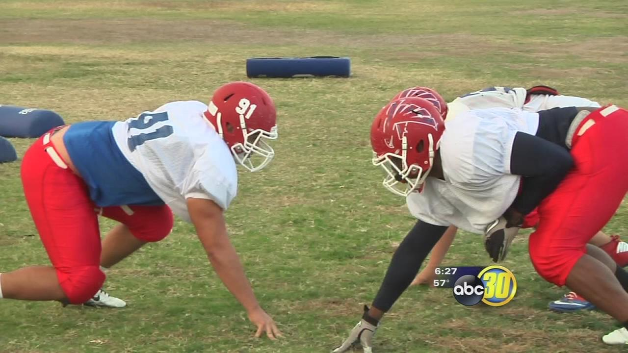 West Hills Falcons on verge of 10-win season