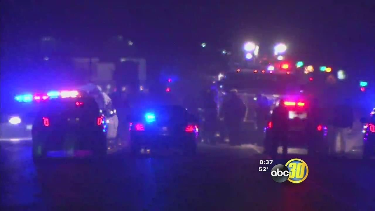 CHP investigating fatal crash on Hwy 180 near Kerman