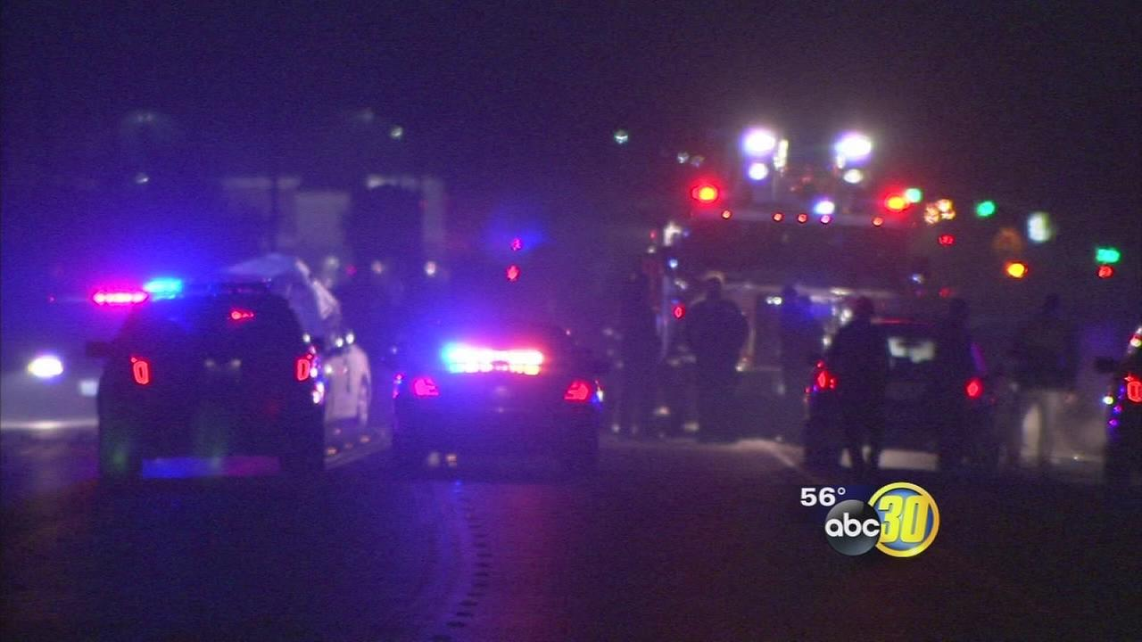1 killed, others injured in pair of Highway 180 crashes