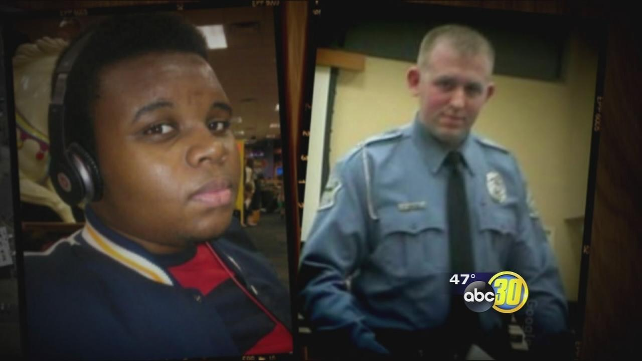 No problems reported in Fresno after Ferguson decision