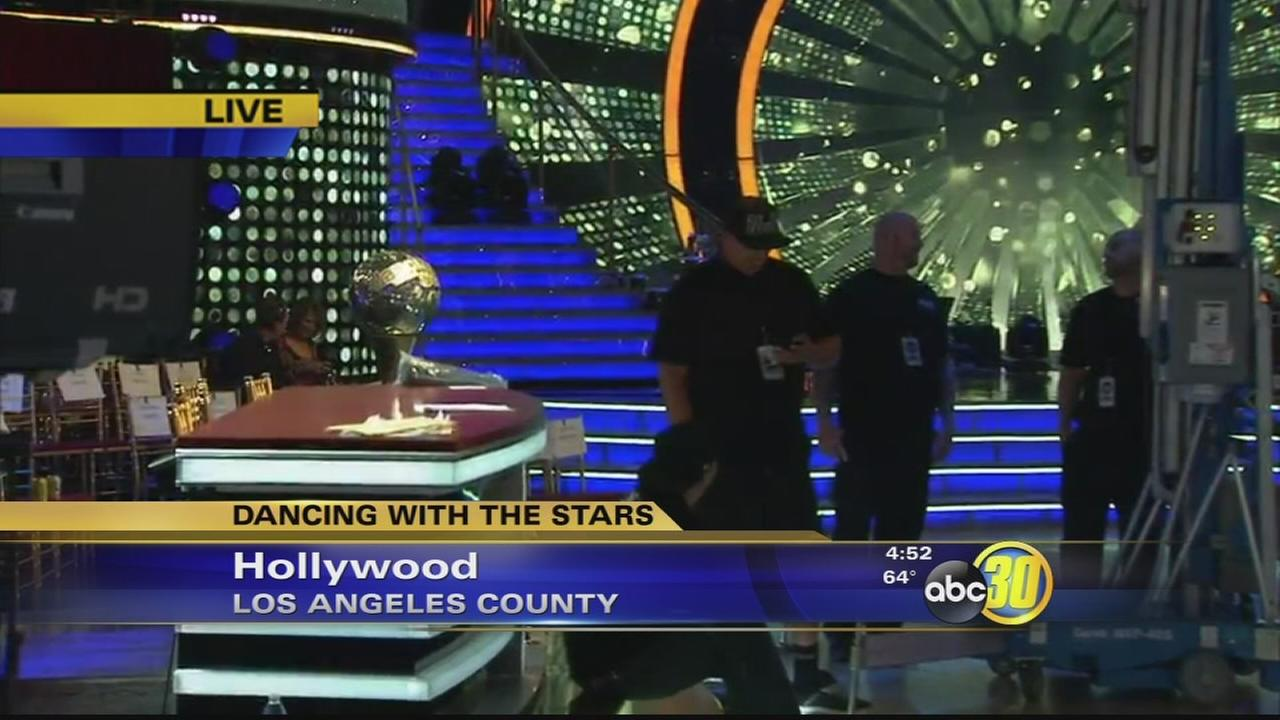 Action News gets preview of DWTS finale