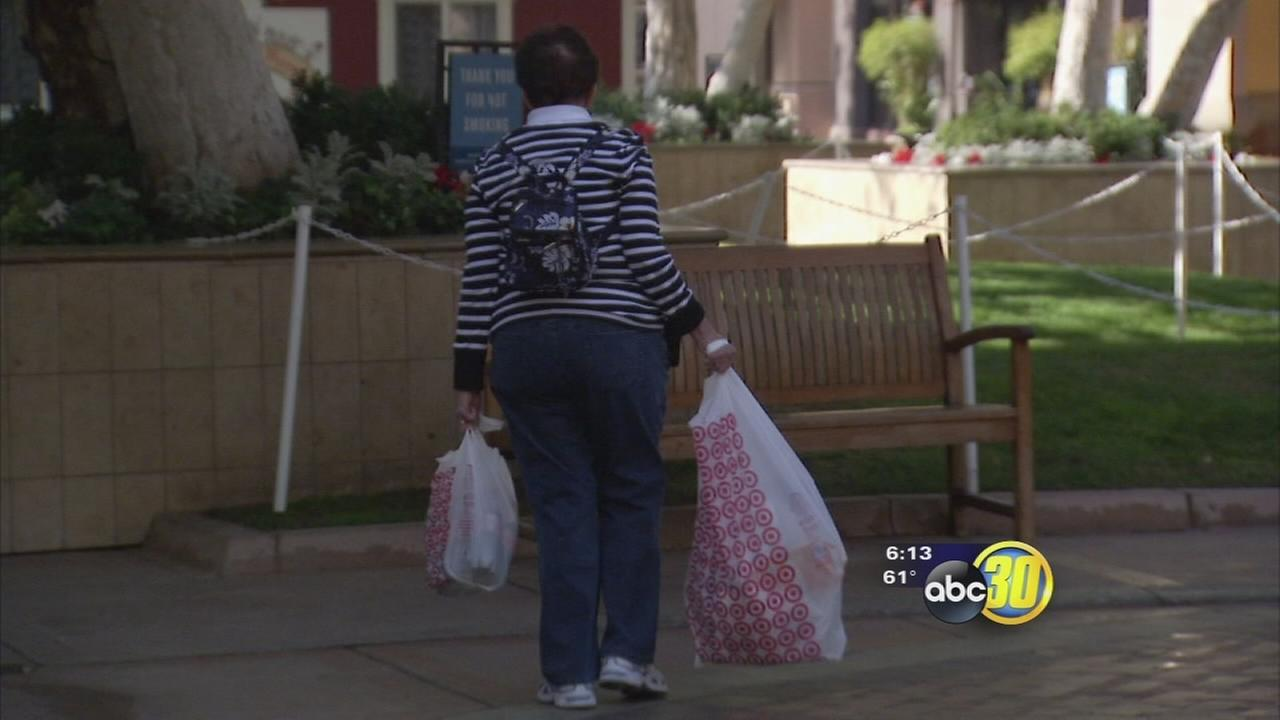 Fresno shoppers in a frugal mood