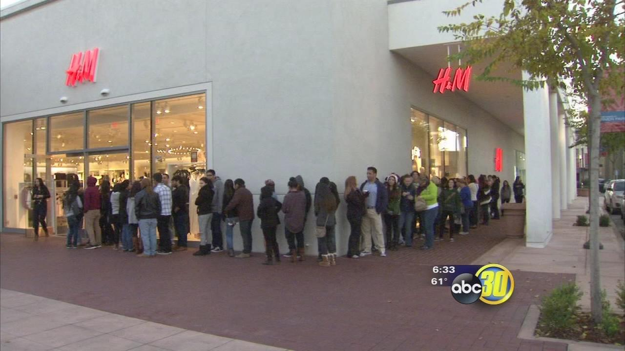 Valley shoppers skip sleep for Black Friday deals