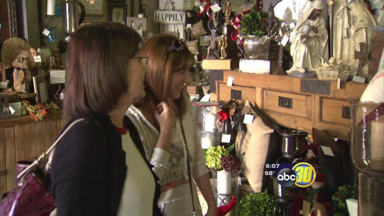 Shoppers, retailers gear up for Small Business Saturday