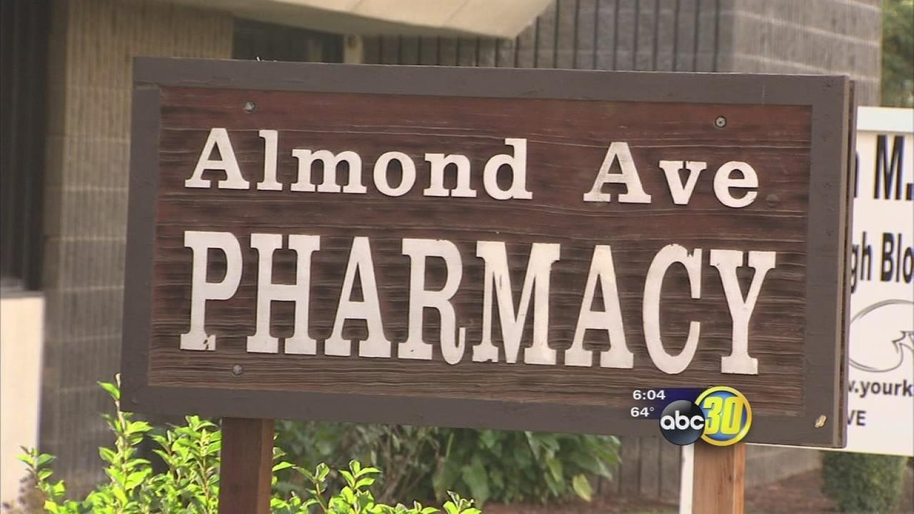 Cough syrup thieves target Madera pharmacies