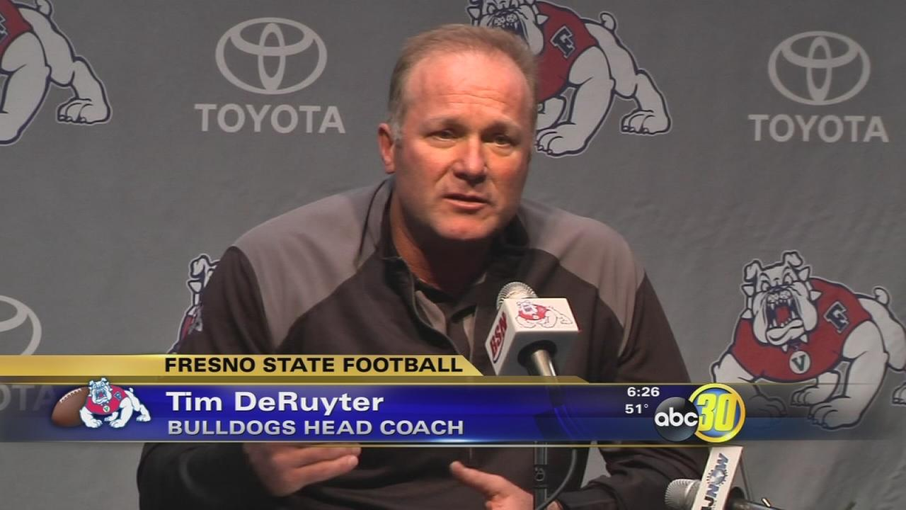 DeRuyter Making Changes to Hawai?i Bowl Preparation