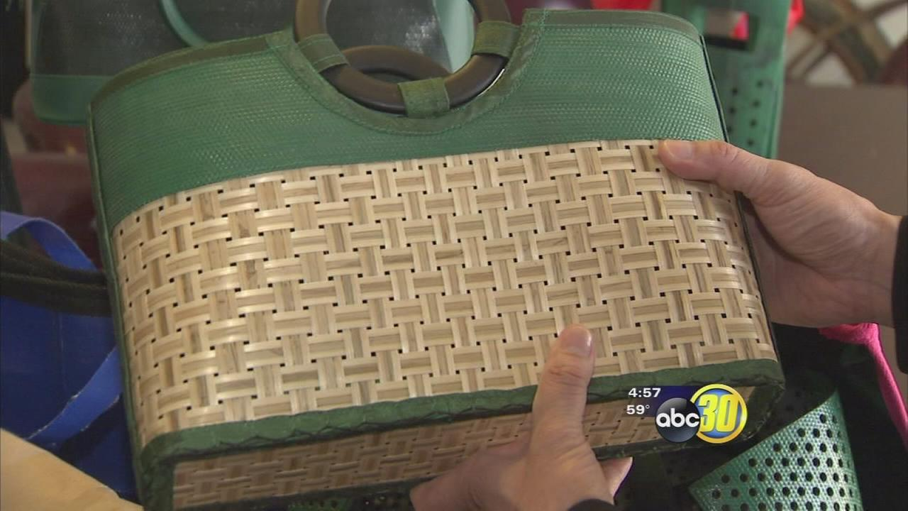 Company turns Ag waste into wearable items