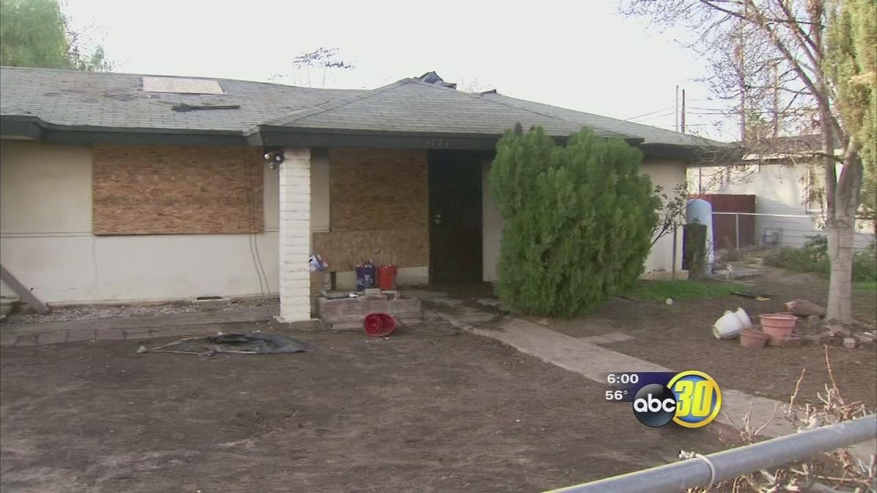 Illegal marijuana operation blamed for Porterville house explosion
