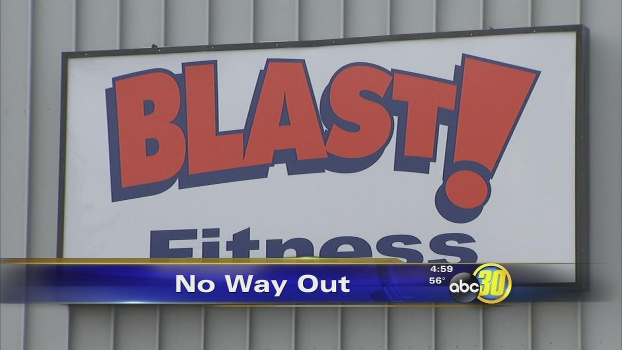 Women locked inside Fresno gym for hours after closing