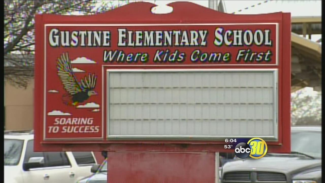 Gustine principal returns to work after attack on campus