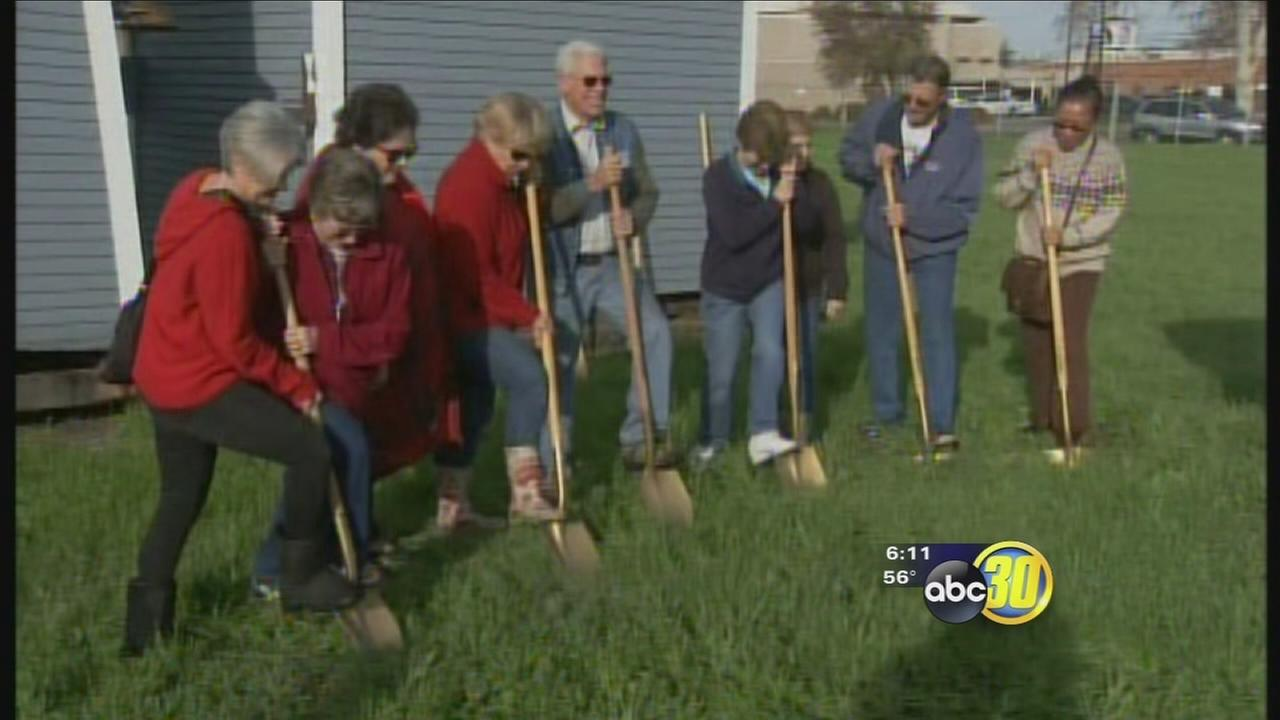 Childrens Storybook Garden and Museum Breaking Ground in Hanford
