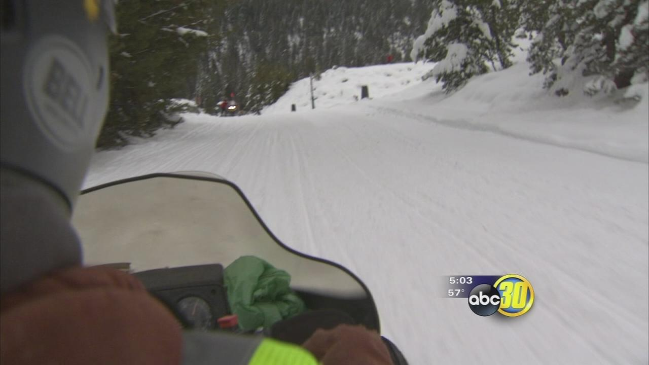 Skiers gearing up for opening day at China Peak