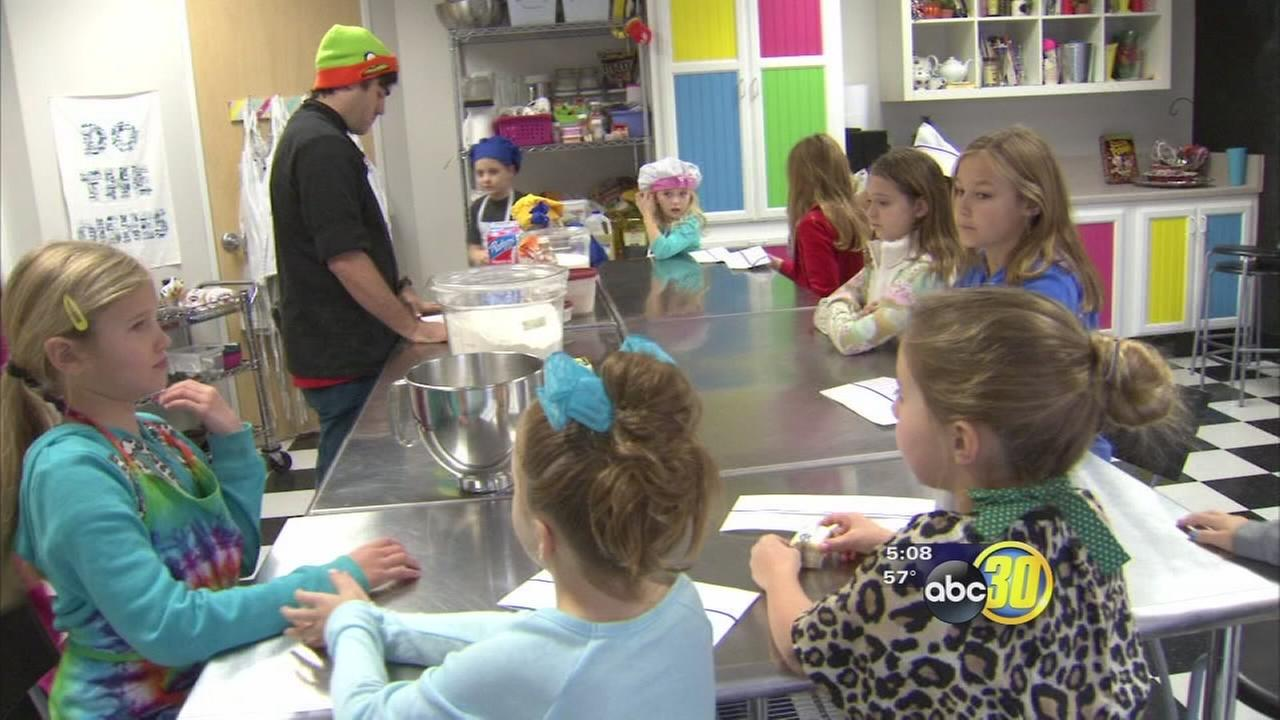 Kid camps offered in Fresno during holiday break