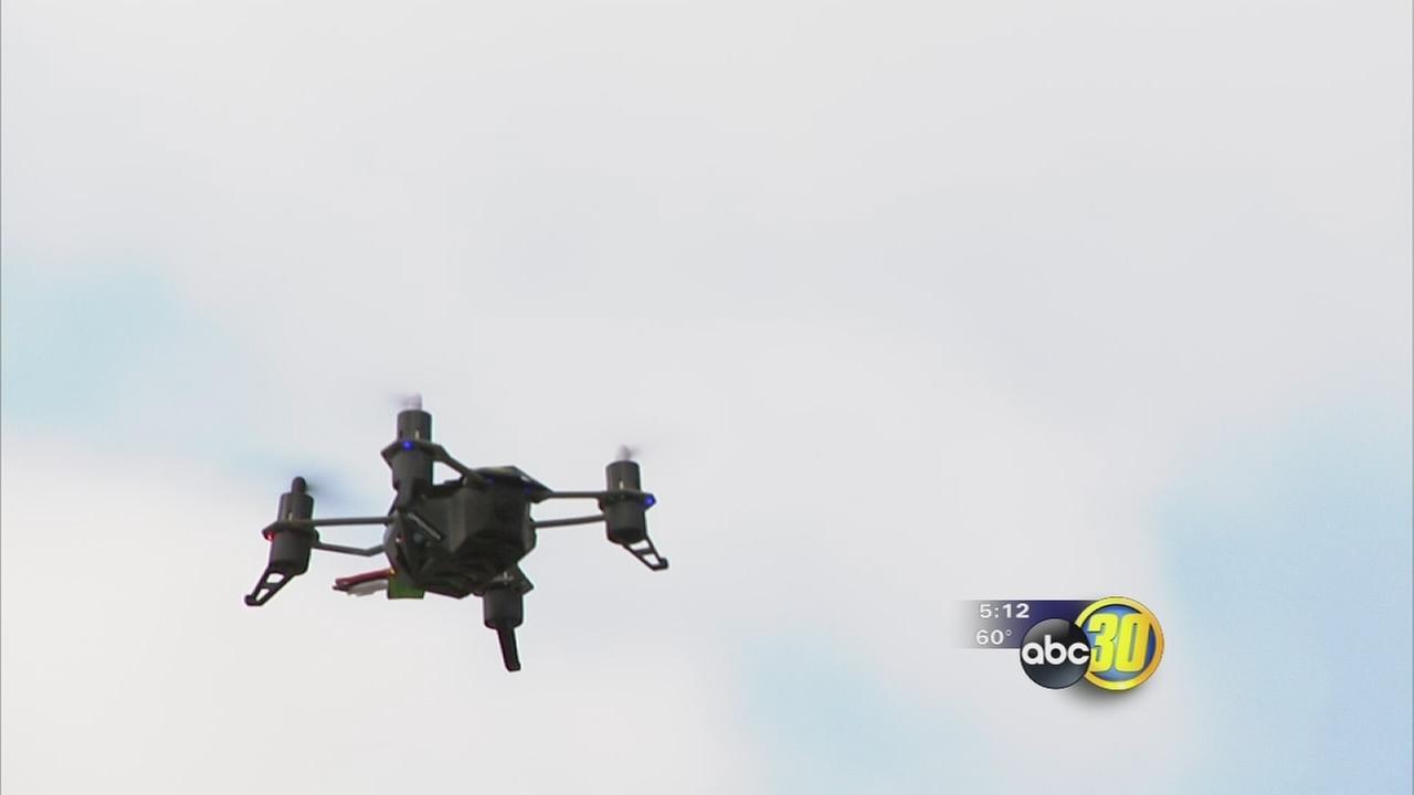 drone christmas