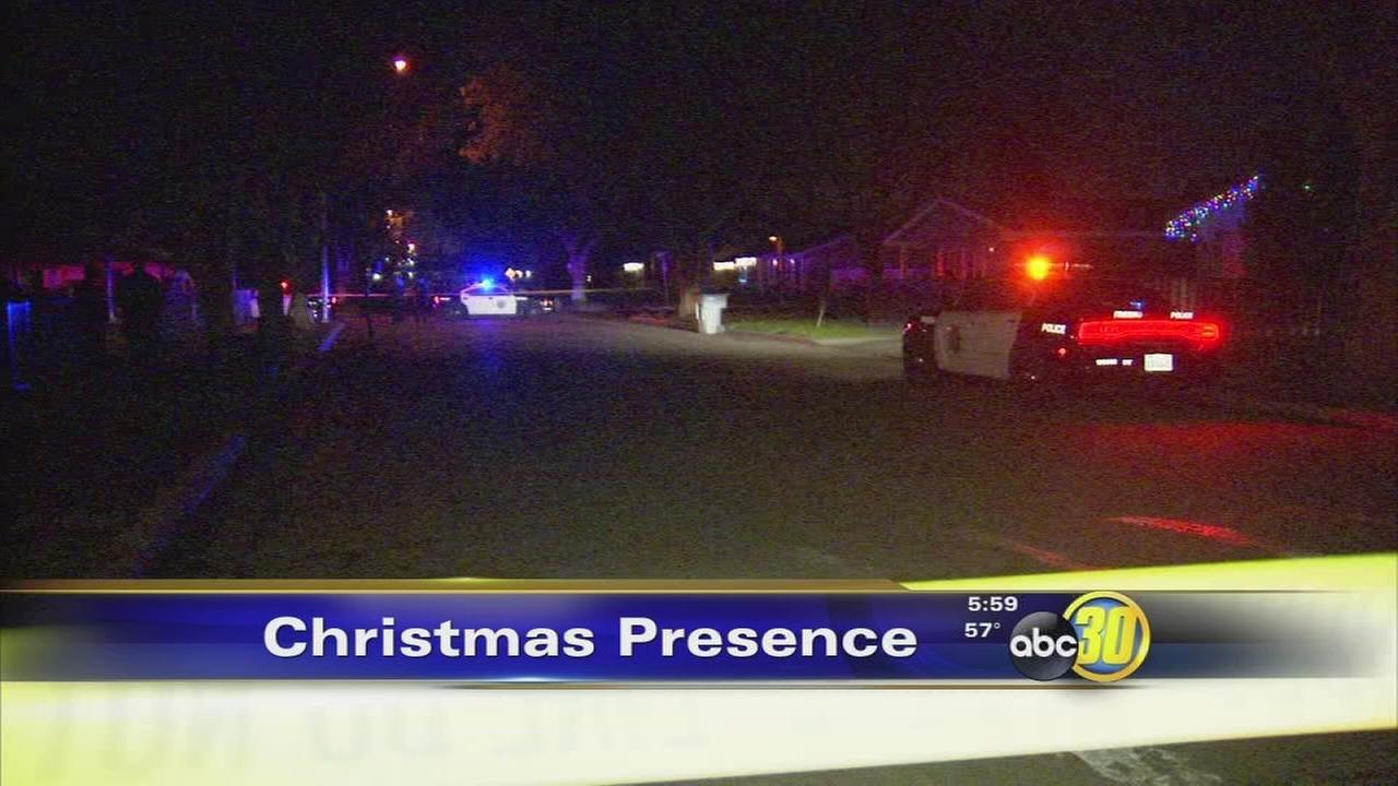 Fresno police promising Christmas presence for local gangs