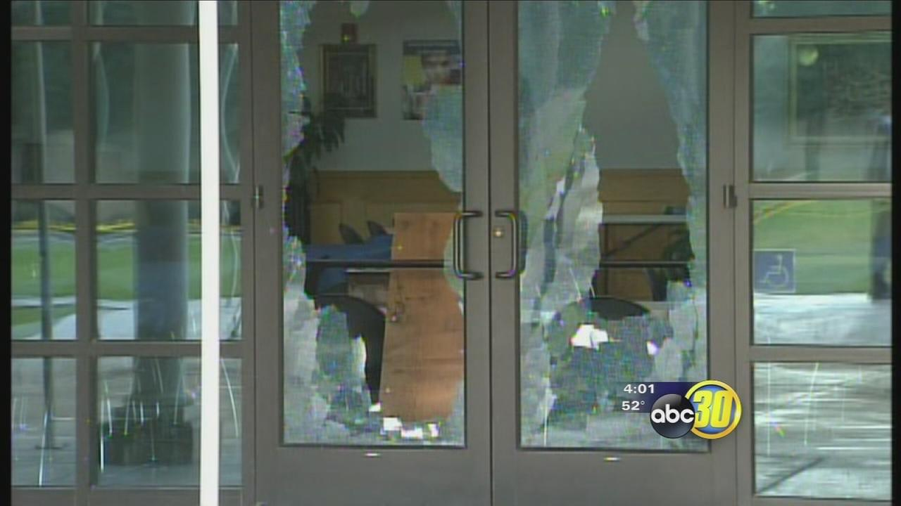 Fresno Police calling Islamic Cultural Center burglary a hate crime