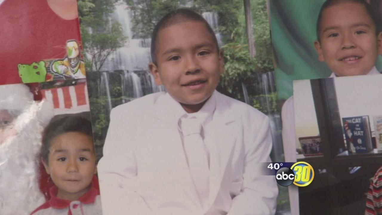Fresno mother of boy killed in hit-and-run begs for drivers arrest