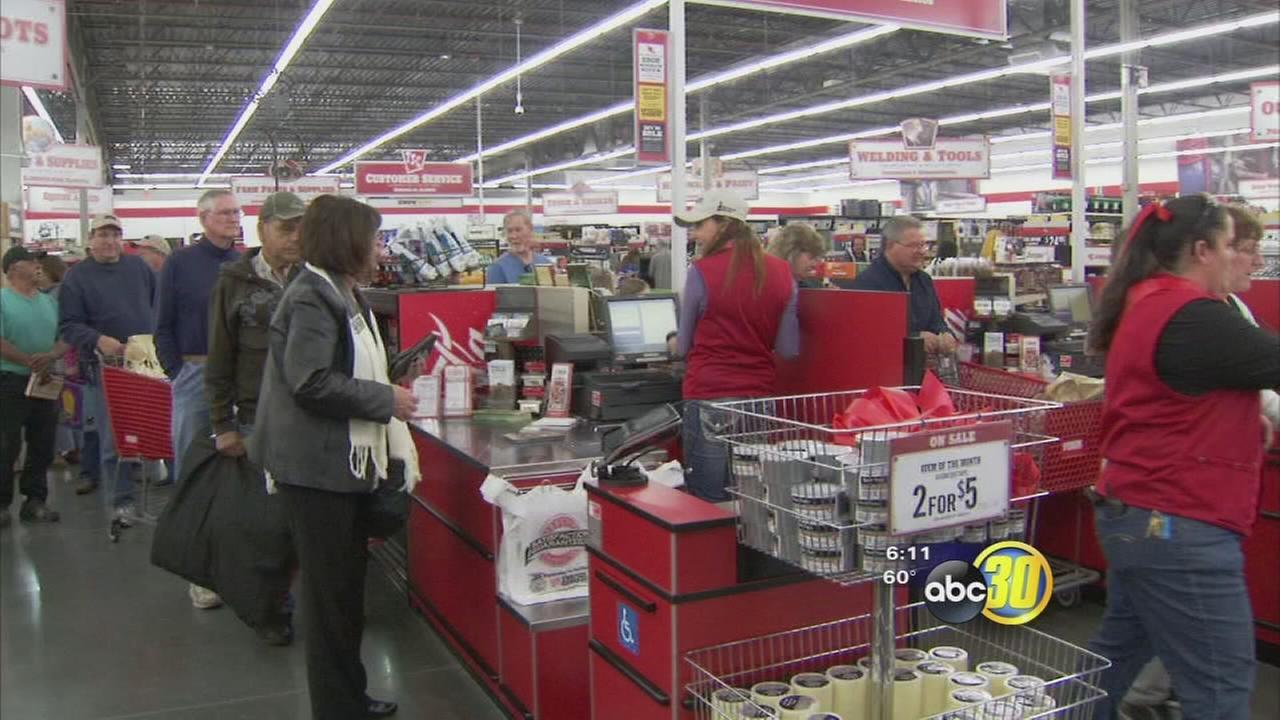 Tractor Supply Company store opens in Madera