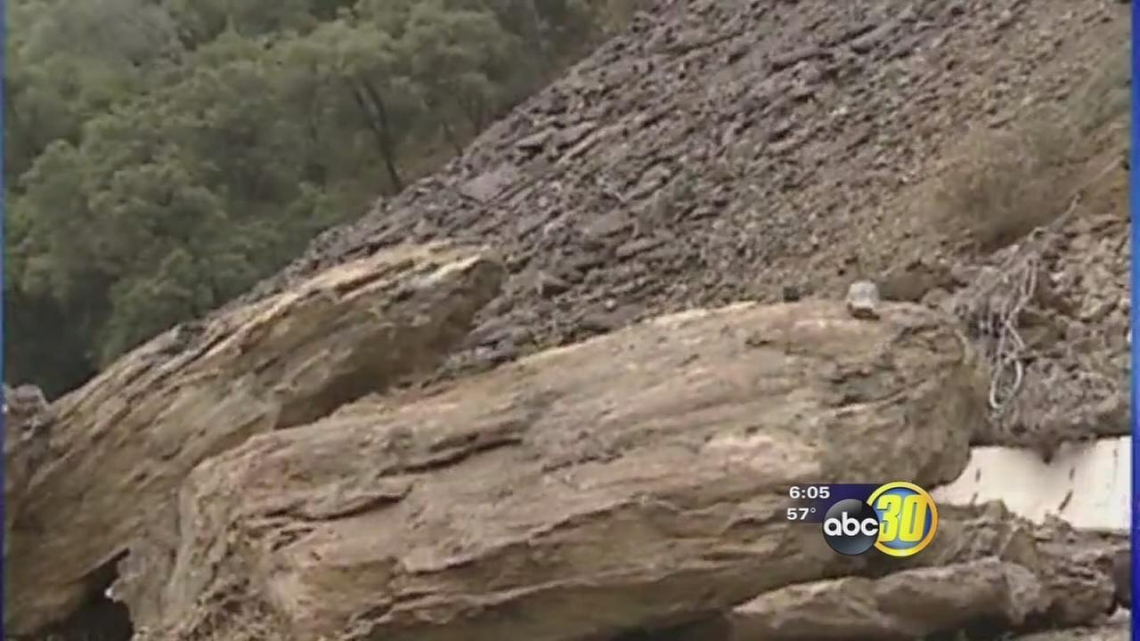 ferguson rockslide