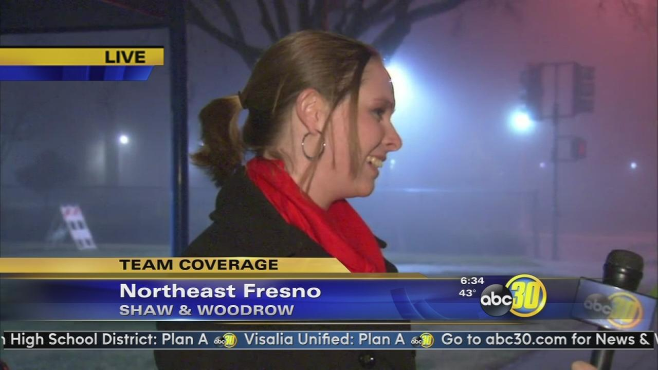 Fresno State students head back to school