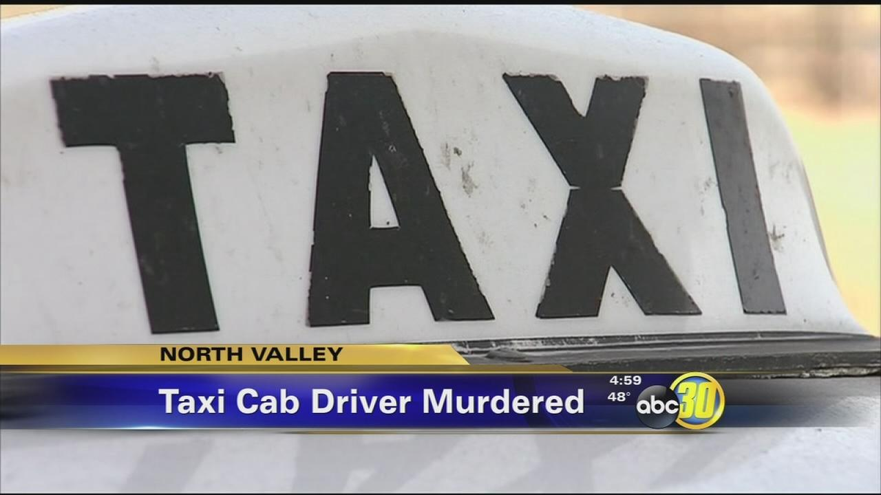 18-year-old arrested for killing a taxi driver in Merced