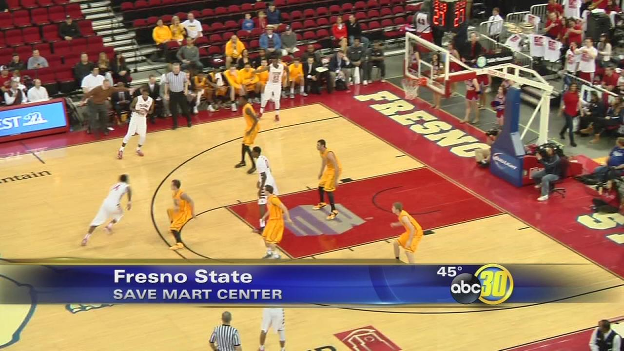 Basketball Bulldogs fall to Wyoming 70-65