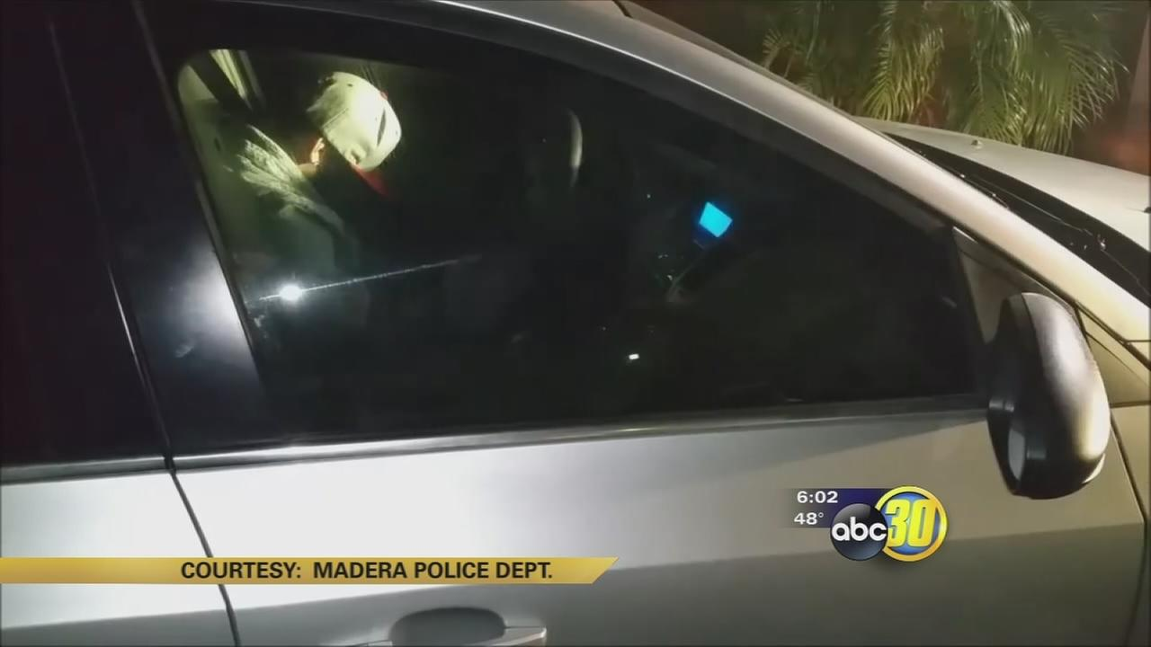 Driver found sleeping in Madera drive-thru, arrested for DUI
