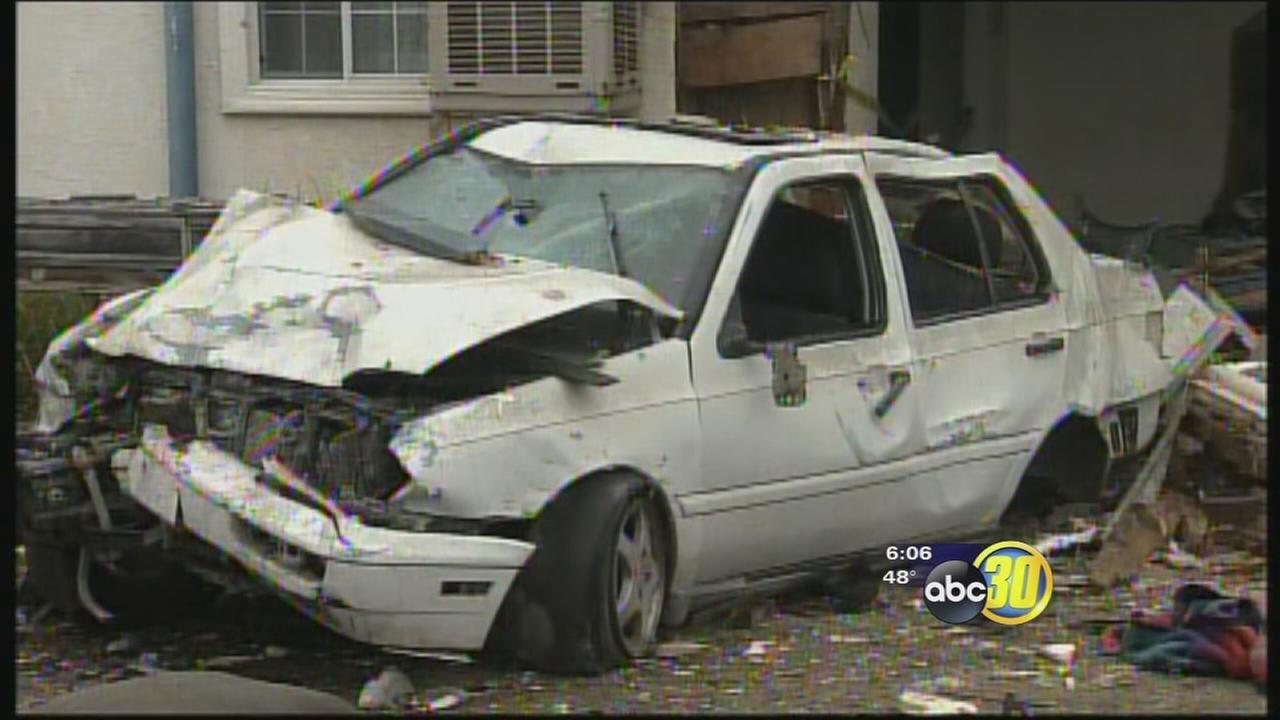 merced car crash