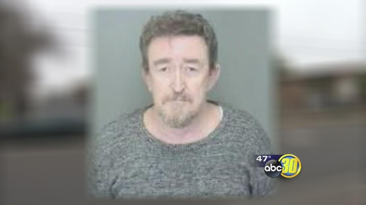 Man, 62, accused of molesting 14-year-old Merced girl, police say