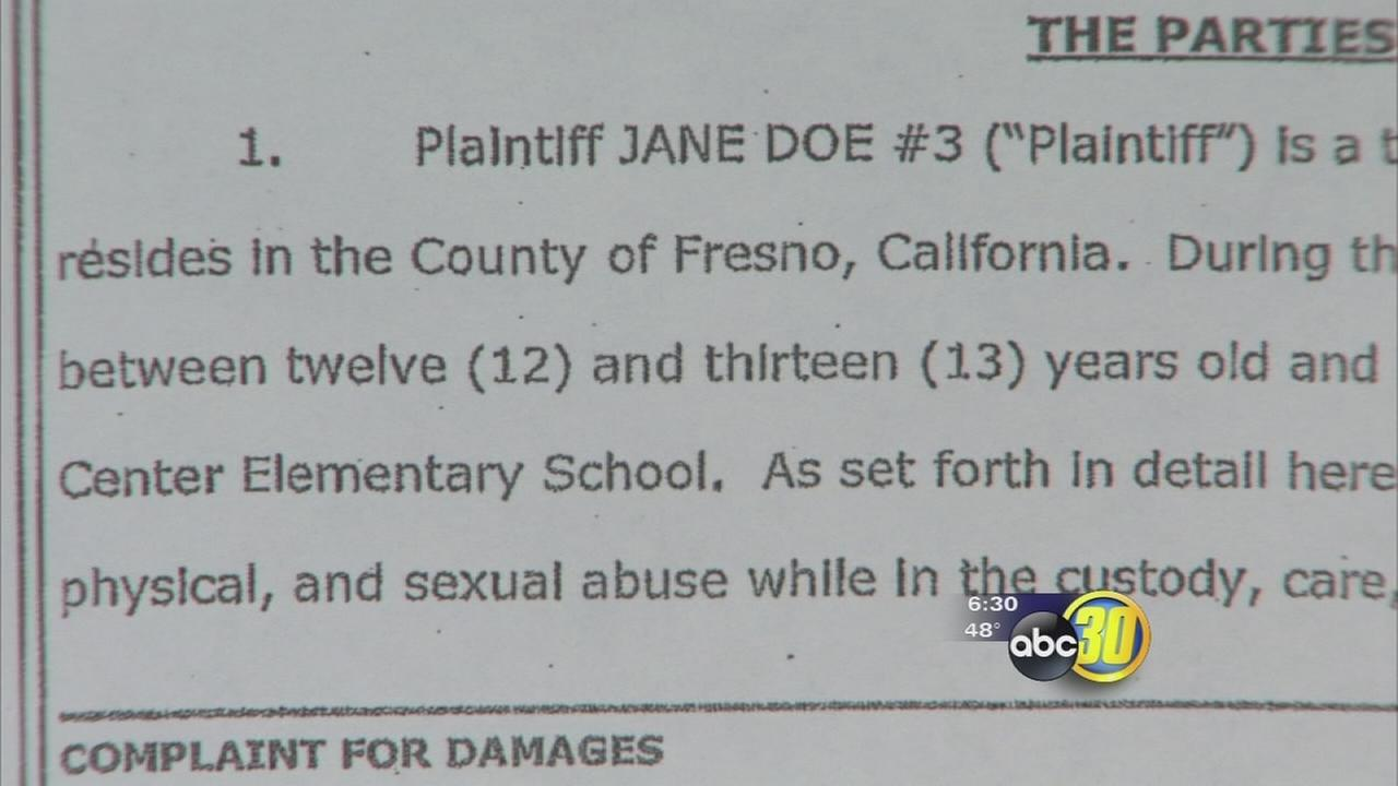 Girls molested by Fresno principal after warning signs missed, lawsuit claims
