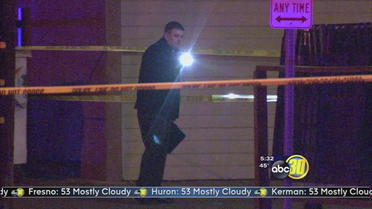 Man critically injured in shooting near Fresno State