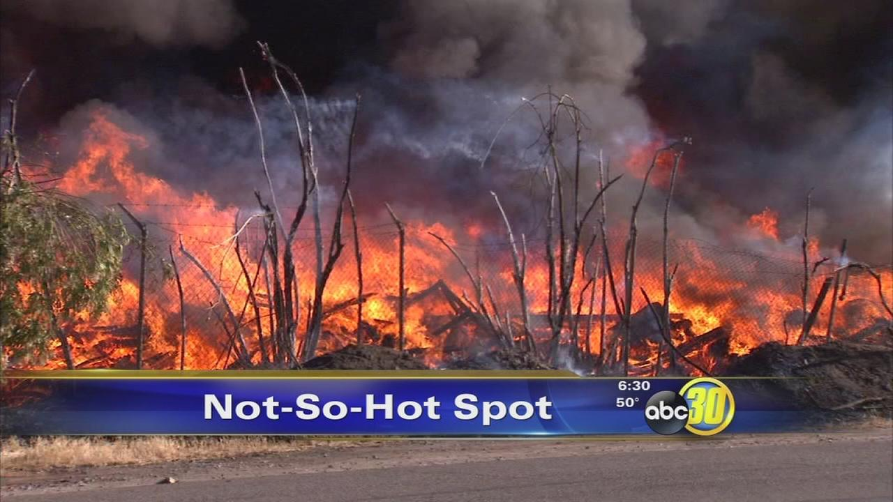 Dramatic drop in Fresno fires since arsonists arrested