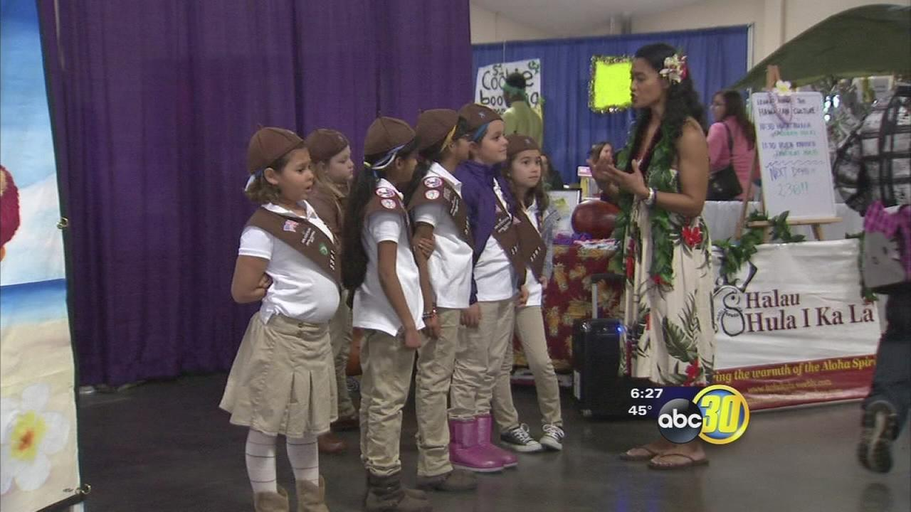 First-ever GIRL Expo held at Fresno Fairgrounds