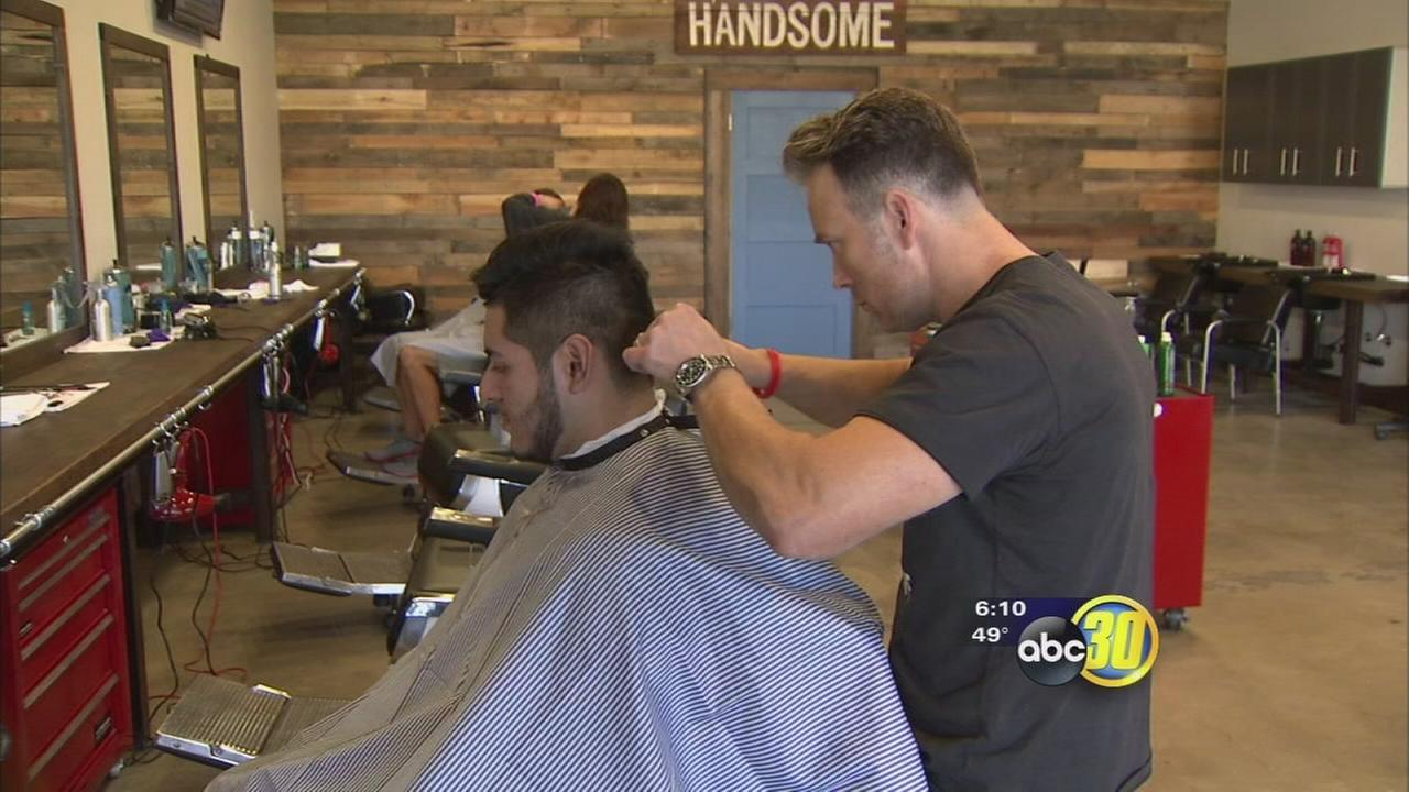 Great American Barbershop opens in Northeast Fresno