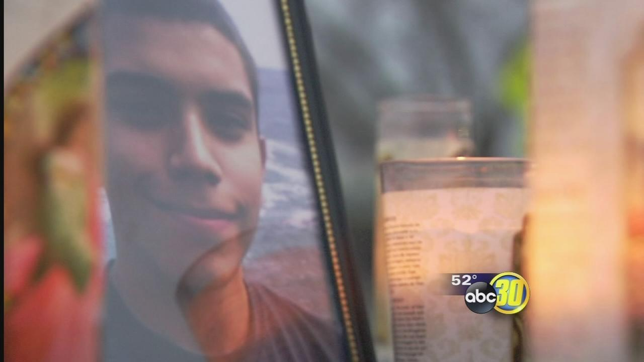 Atwater police search for hit-and-run driver accused of killing teen boy