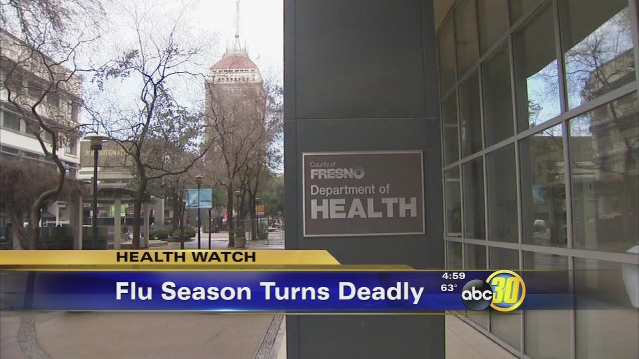 2 Fresno County Residents Die from the Flu