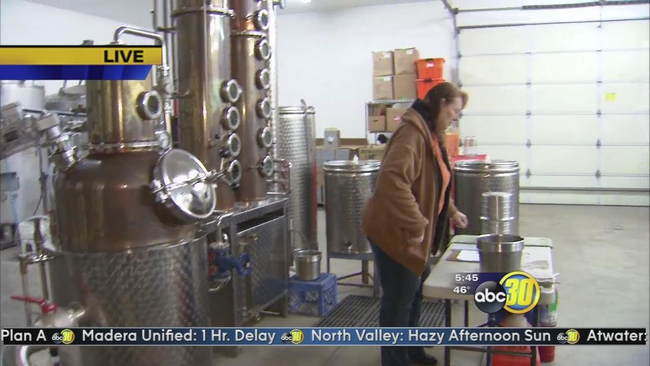 Made in the Valley: Sweet Potato Spirits