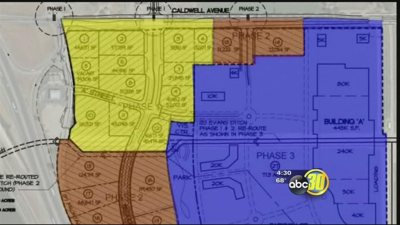 Not everyone on board with proposed shopping center near Visalia
