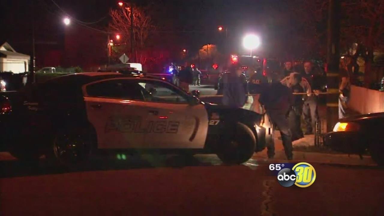 Suspect wounded in Hanford officer-involved shooting