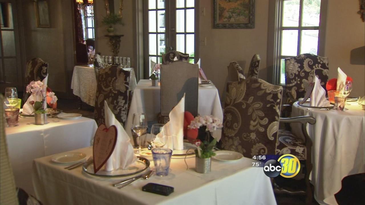 Ernas Elderberry House in Oakhurst ranked among most romantic