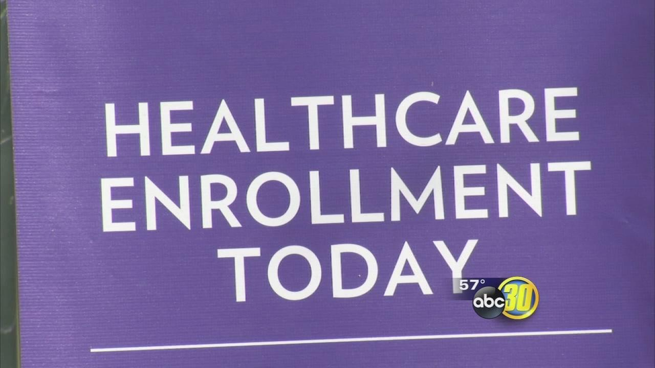 Sign up for health insurance at Feb. 18 event in Fresno