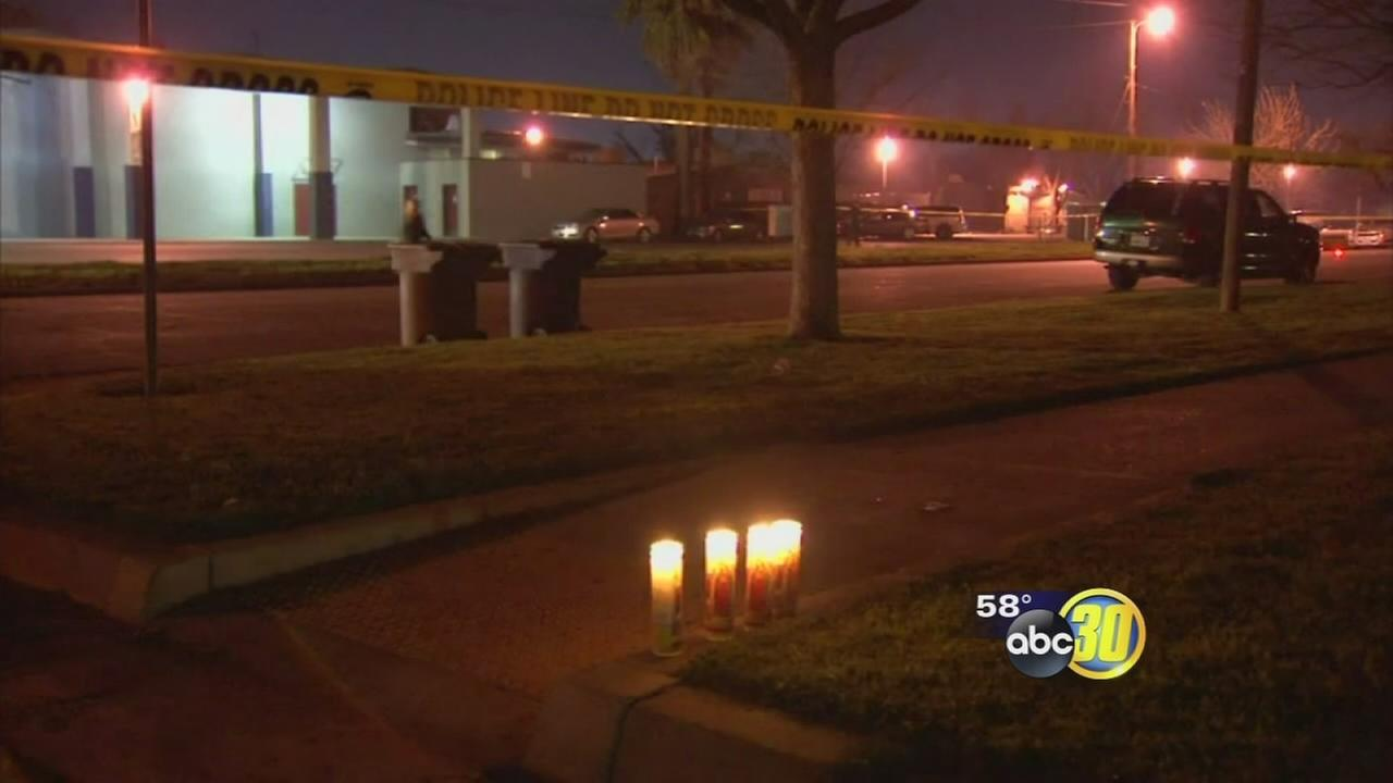 Teenager found shot to death in Merced school parking lot