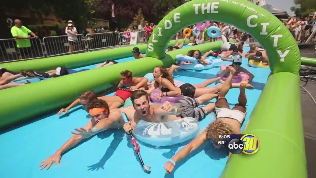 Slide the City hoping to come to Fresno
