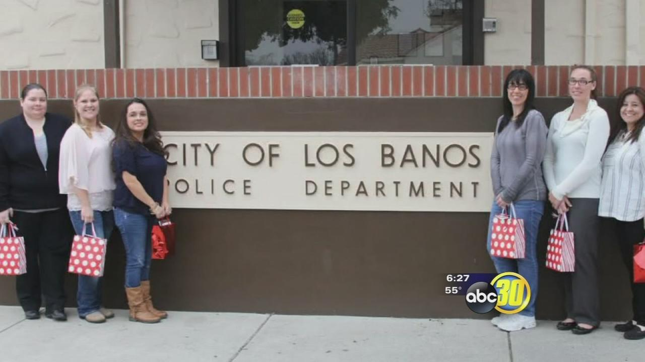 Los Banos 911 dispatchers thanked with survival kits