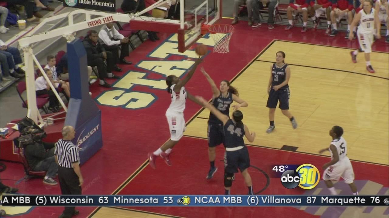 Fresno State sports roundup