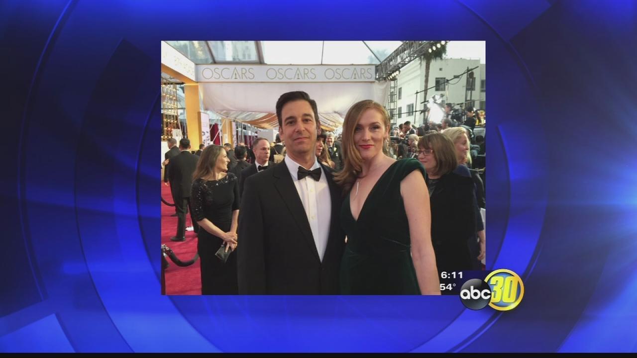 Valley Oscar nominee enjoys big night in Hollywood