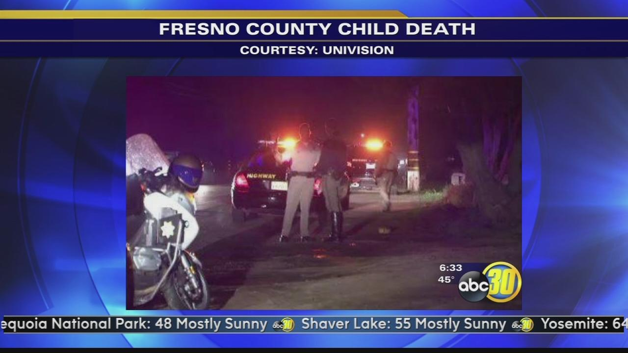 6-year-old boy hit and killed by pickup truck near Sanger