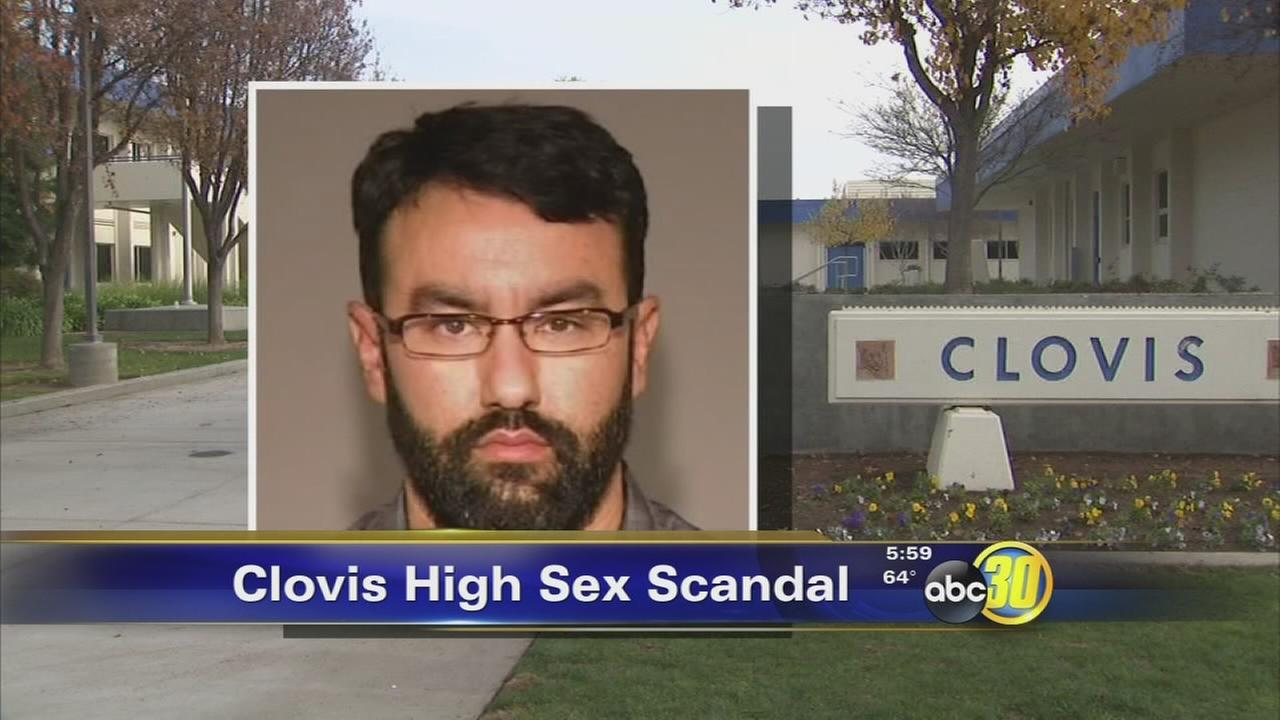 Ex-Clovis HS employees accused of sex with same student appear in court