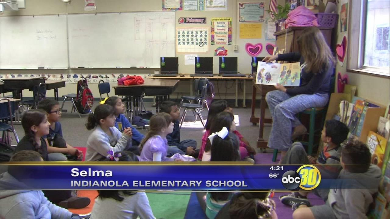Action News team celebrates Read Across America Day